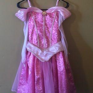 Disney princess dress from Disney World!